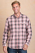 Pete Plaid Cotton Shirt