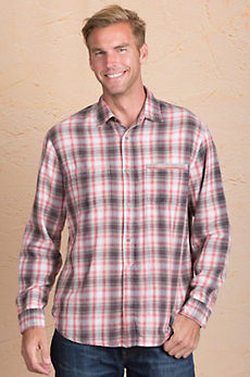 Pete Plaid Cotton Shirt