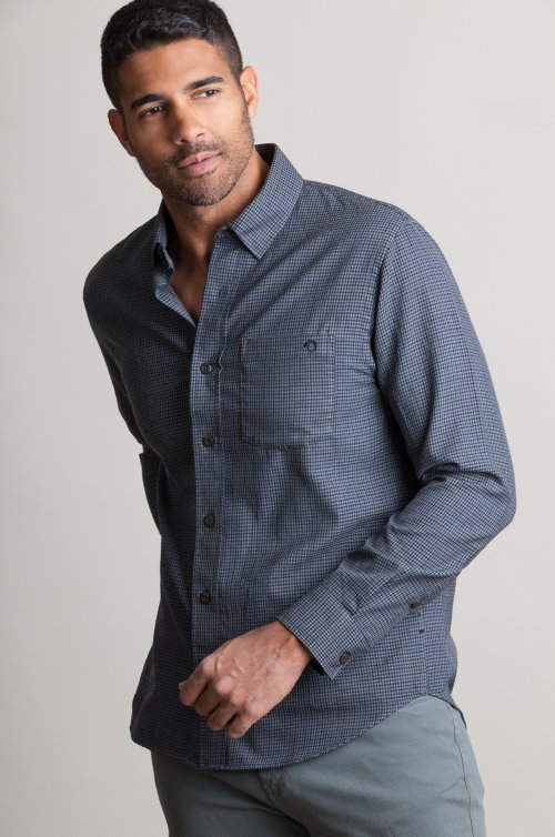 Noah Tailored Portuguese Wool Shirt