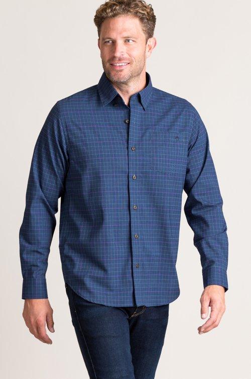 Noah Tailored Portuguese Wool Shirt