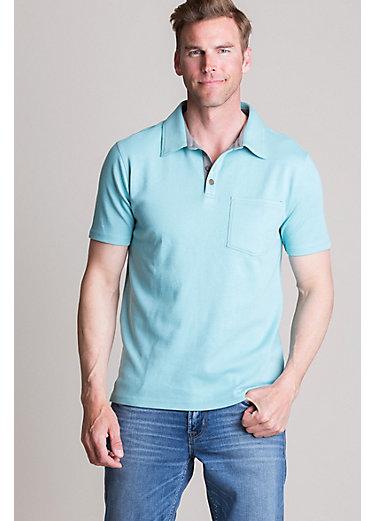 Peruvian Pima Cotton Polo Shirt