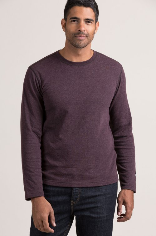 Carson Cotton-Blend Pullover Shirt