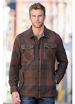 Jeremiah Shelby Cotton Corduroy Jacket