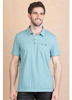Jeremiah Drew Cotton Jersey Polo