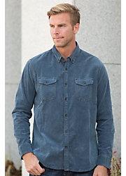 Jeremiah Jaymes Cotton Corduroy Shirt