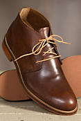 Men's J Shoes Monarch Leather Chukka Boots