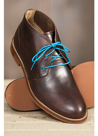 Men's J Shoes Monarch Leather Chukka Boots