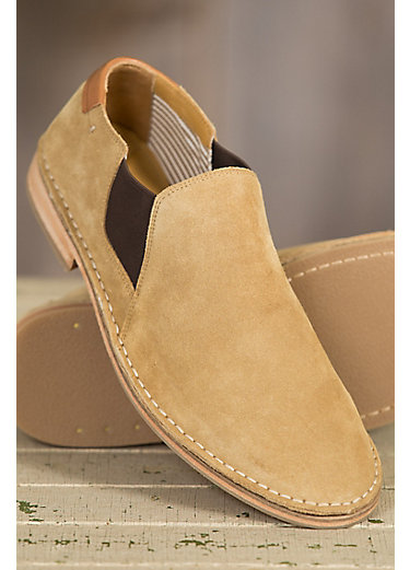 Men's J Shoes Suede Hunters Shoes