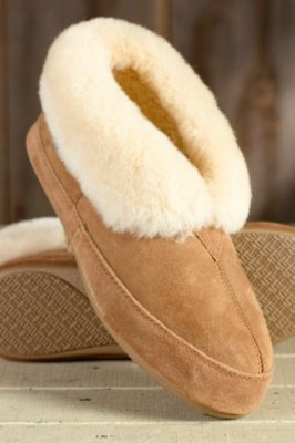 Men's Overland Classic Sheepskin Slippers