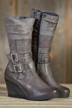 Women's Overland Larya Leather Boots