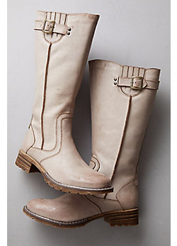 Women's Overland Regan Fleece-Lined Leather Boots