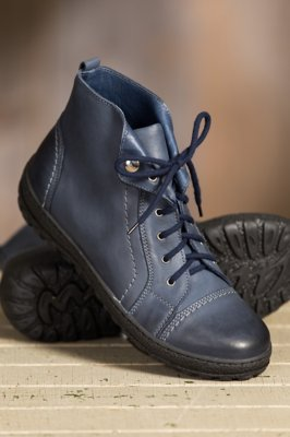 Women's Overland Tucker Leather Boots