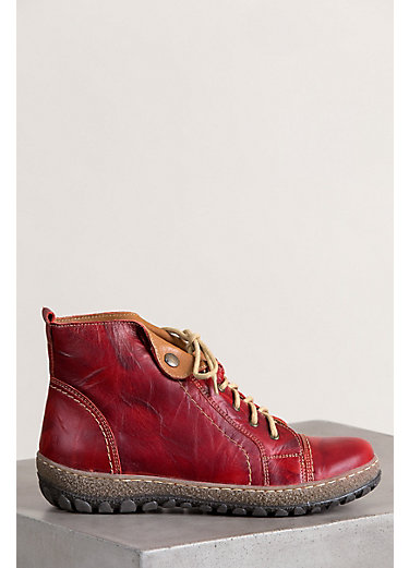 Women's Overland Tucker Leather Ankle Boots