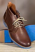 Men's Overland Kade Leather Chukka Boots