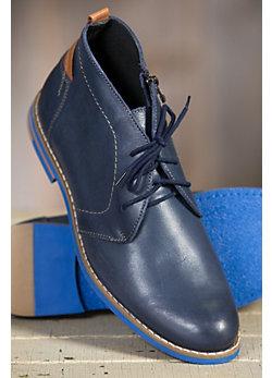 Men's Overland Kade Leather Chukka Boots