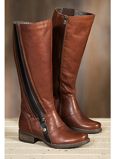 Women's Leather Boots - Overland