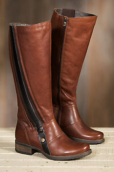 Women's Overland Beth Fleece-Lined Leather Boots