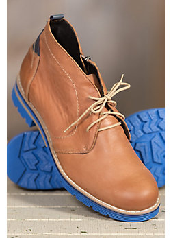 Men's Overland Kade Rugged Leather Shoes