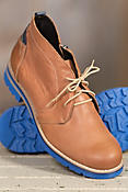 Men's Overland Kade Rugged Leather Chukka Boots