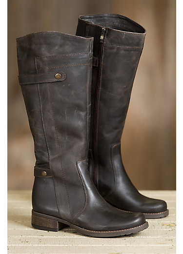 Women's Overland Delaney Leather Boots
