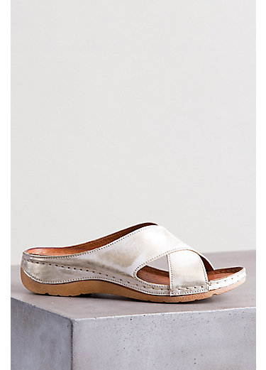 Women's Overland Blythe Leather Sandals