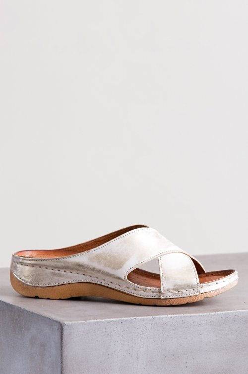 Women's Blythe Leather Sandals