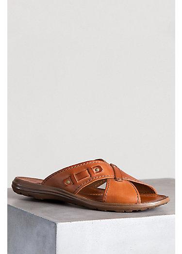 Men's Overland Chris Leather Sandals
