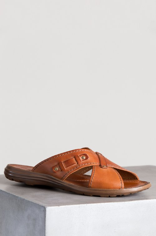 Men's Chris Leather Sandals