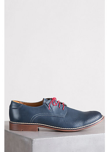 Men's Overland Renaldo Perforated Leather Shoes