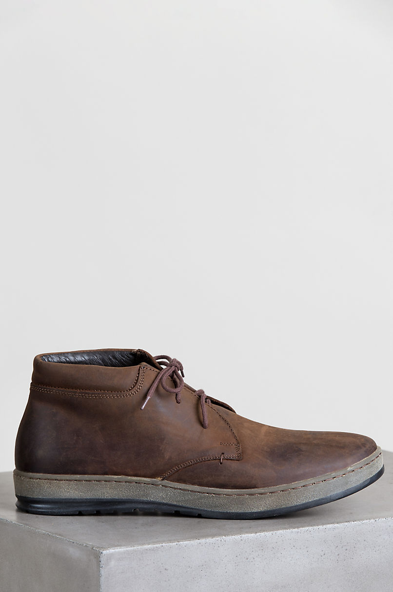 Men's Isaiah Leather Shoes
