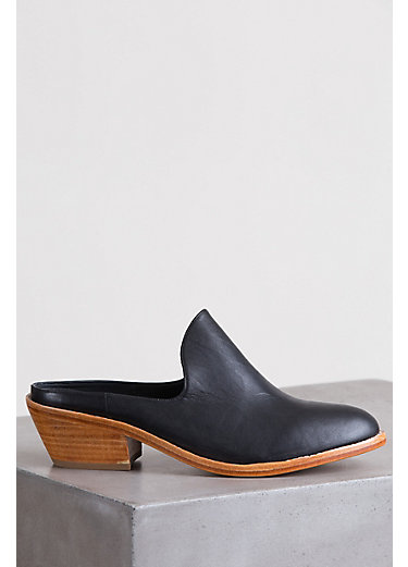 Women's Fortress of Inca Michelle Handmade Leather Slide Shoes