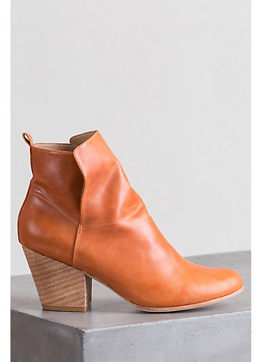 Women's Fortress of Inca Ani Leather Ankle Boots