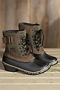 Women's Sorel Winter Fancy Fleece-Lined Waterproof Suede Boots