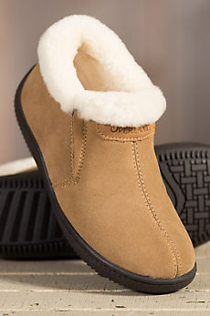 Women's Overland Terra Sheepskin Slipper Shoes