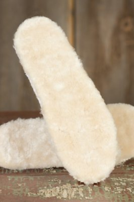 Women's Overland Sheepskin Insoles