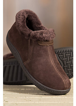 Men's Overland Terrance Sheepskin Slipper Shoes