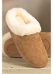 Women's Overland Emily Sheepskin Mule Slippers