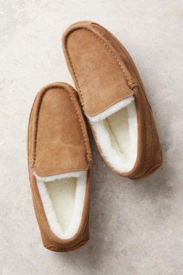 Men's Overland Aaron Sheepskin Slippers