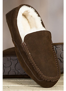 Men's Overland Aaron Sheepskin Slippers