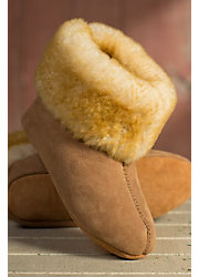 Women's Overland High-Top Sheepskin Slippers