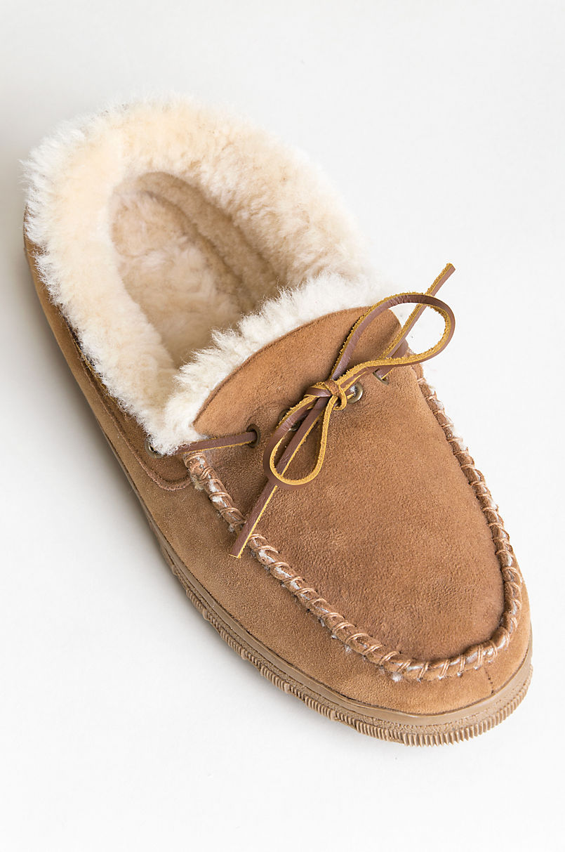 f368bd34c1d Men s Sydney Sheepskin Moccasin Slippers