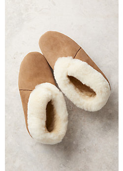 Women's Overland Serenity Soft-Sole Sheepskin Slippers