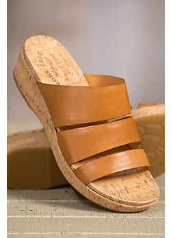 Women's Kork-Ease Menzie Leather Sandals