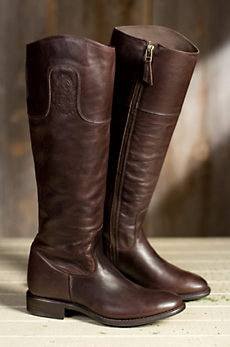 Women's Sonora Sophie Tall Leather Boots