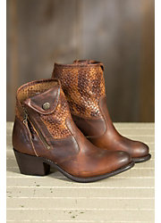 Women's Sonora Isabella Leather Ankle Boots