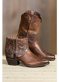Women's Sonora Cassidy Short Leather Boots