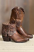 Women's Cassidy Short Leather Boots