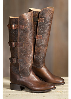 Women's Sonora Mandi Tall Leather Boots