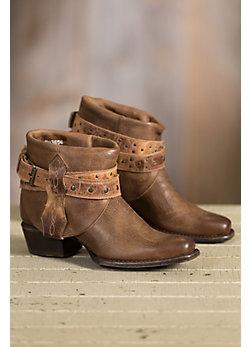 Women's Sonora Randi Short Leather Boots