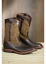 Men's Walk-Over Beck Waterproof Leather Boots